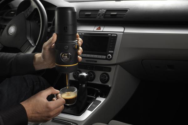 Handpresso Auto Portable Espresso Machine