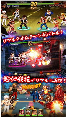 The King Of Fighters '98Um Ol Apk - Game Terbaru