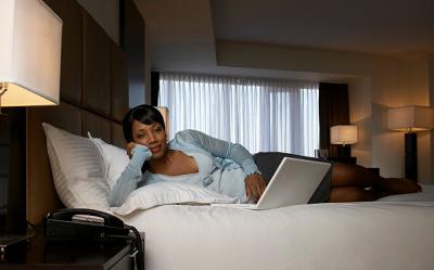 Aplikasi Booking Hotel Android