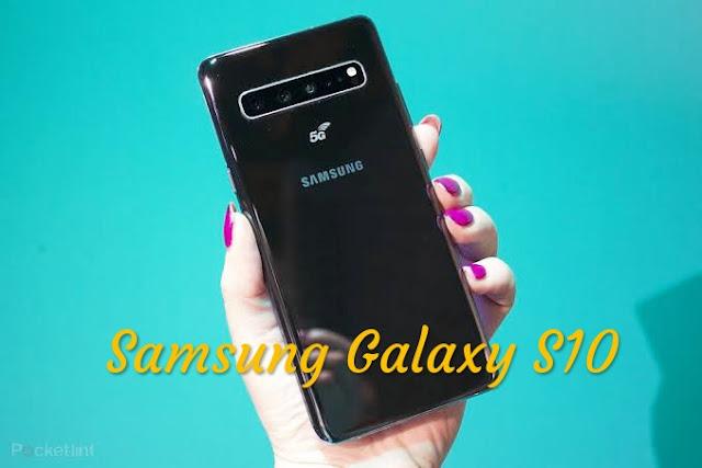 مراجعة شاملة لهاتف Samsung Galaxy S10
