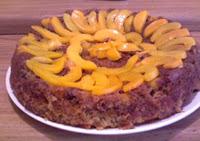 como preparar un pastel con frutas