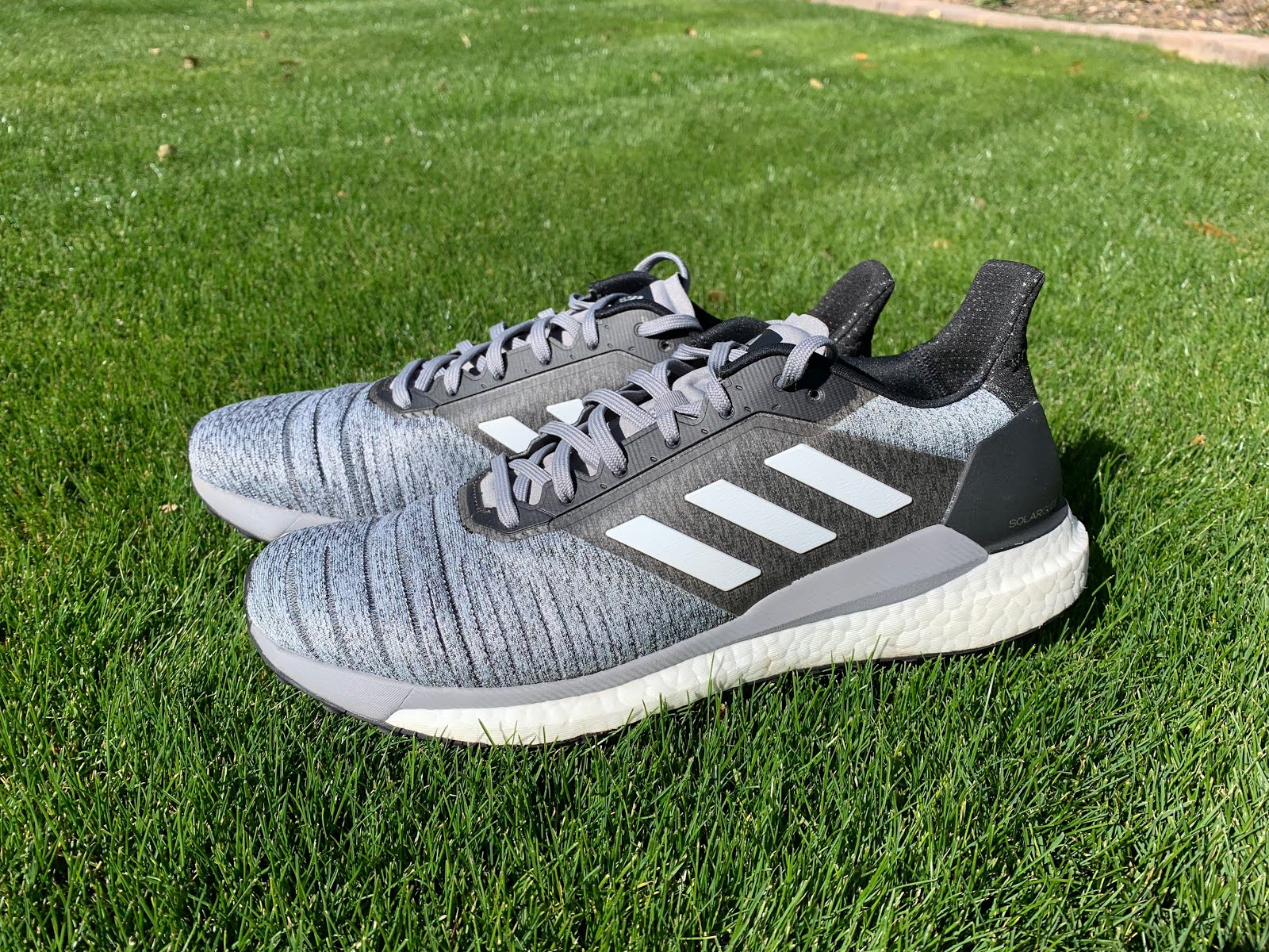 size 40 768cf eeb98 Road Trail Run  adidas Solar Glide Review- Splitting the Differences ...