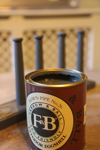 Farrow and Ball Down Pipe