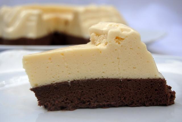 Bavaroise de Limón y Chocolate