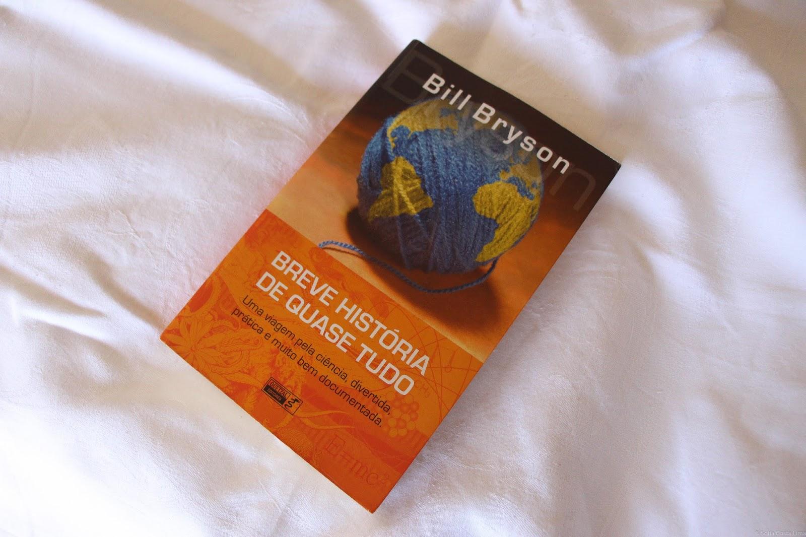 breve história de quase tudo - bill bryson