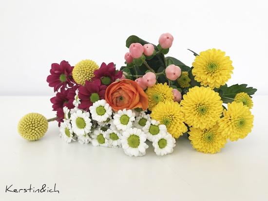Blumendeko Blumenstrauß Deko Blumen