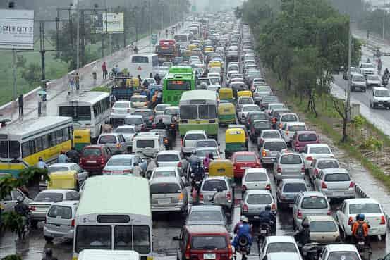 roads in india