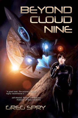 Beyond Cloud Nine, Beyond Saga #1, Greg Spry, Book Review, InToriLex