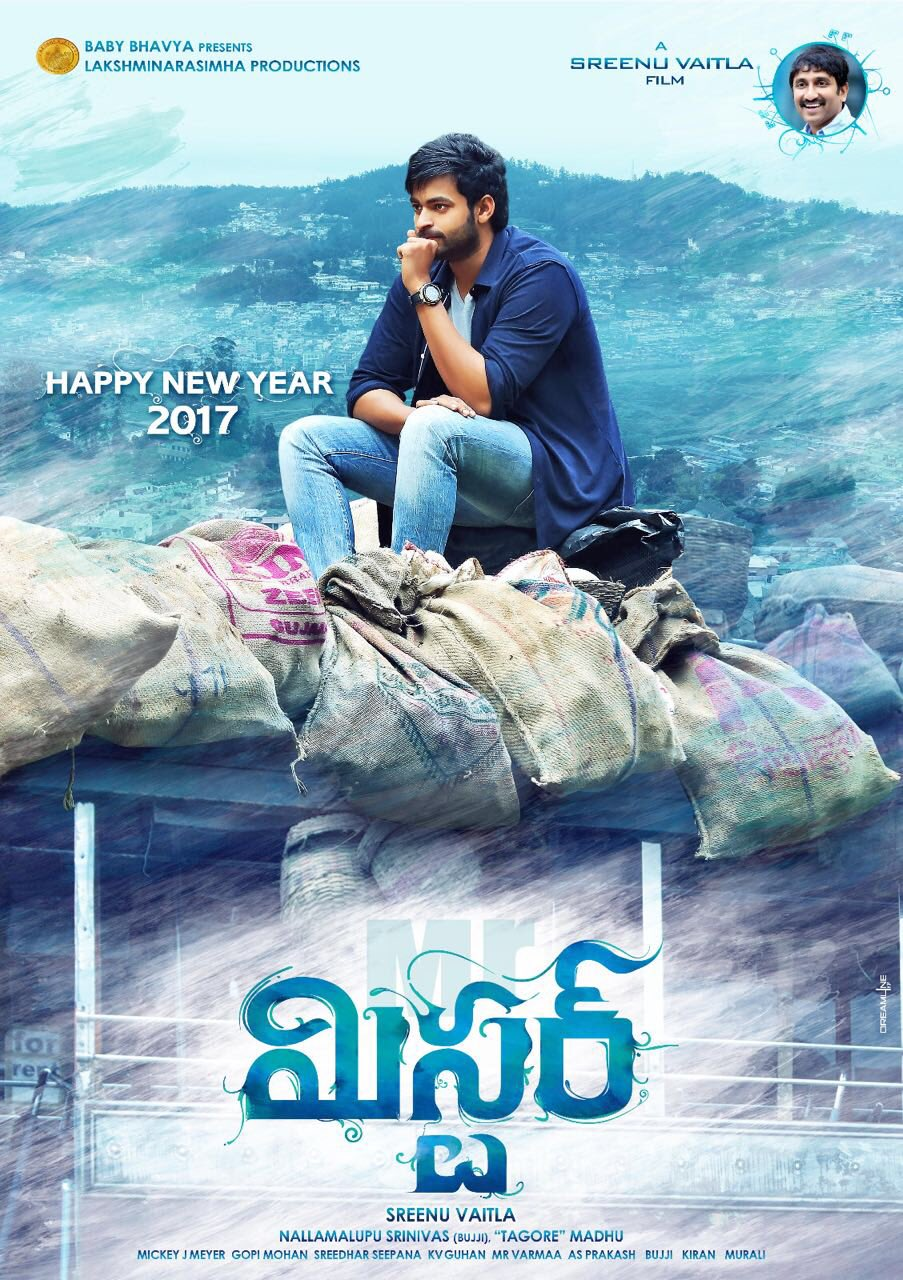 mister hd posters - telugu movie posters