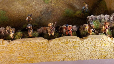 Old Glory Alamo model including figures for both sides picture 15