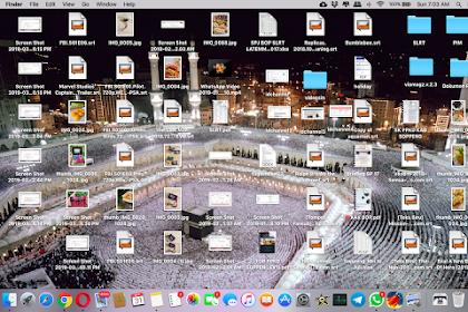 Desktop Berantakan? Ini Solusinya..!