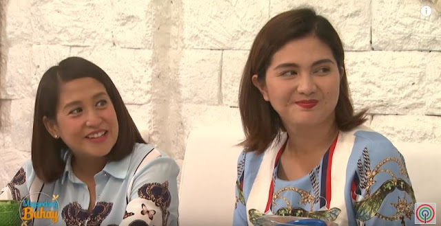Dimples Romana Revealed Who Julia Montes And Angel Locsin Are Behind The Camera!