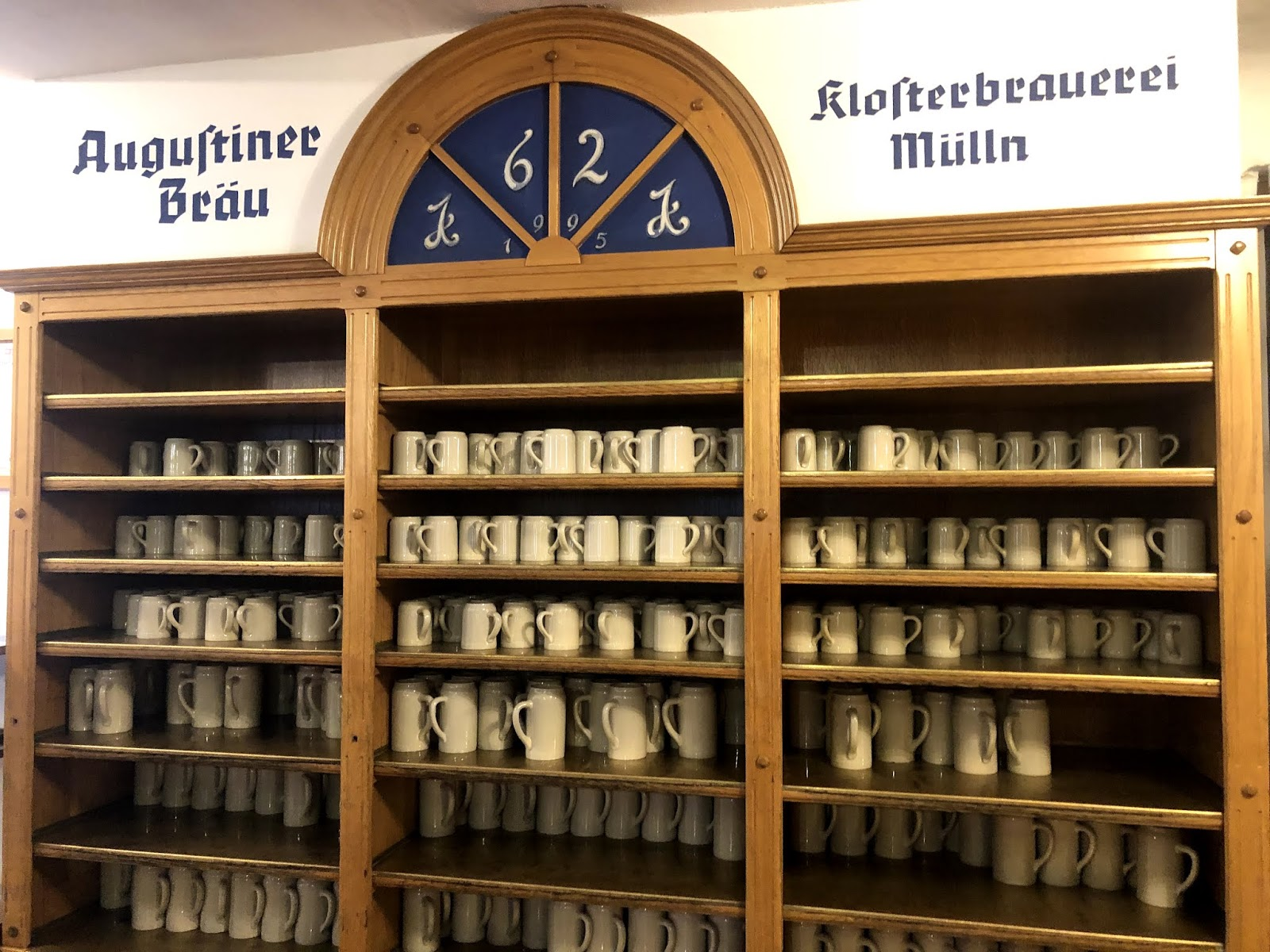 Salzburg Itinerary Augustiner-Bräu Beer Hall