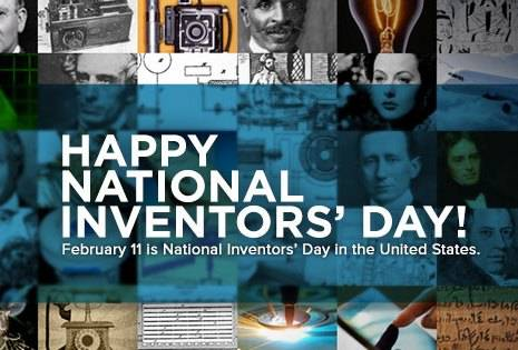 The National Inventors Day is today