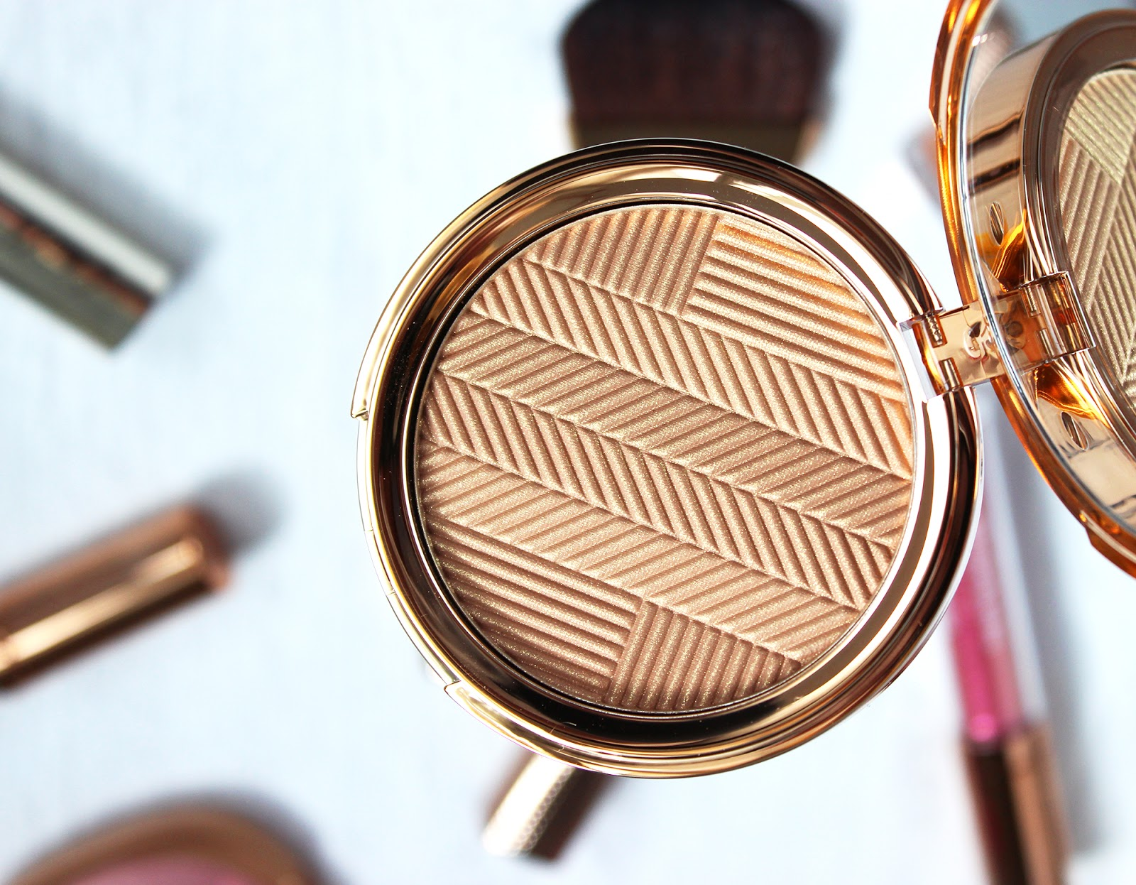 Elizabeth Arden Sunset Bronze bronzer review