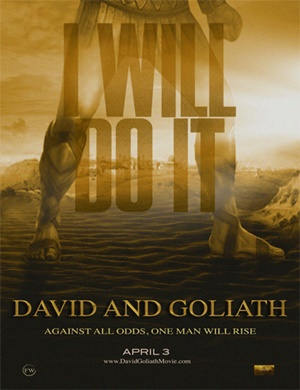 David and Goliath (2015) DVDRip Latino