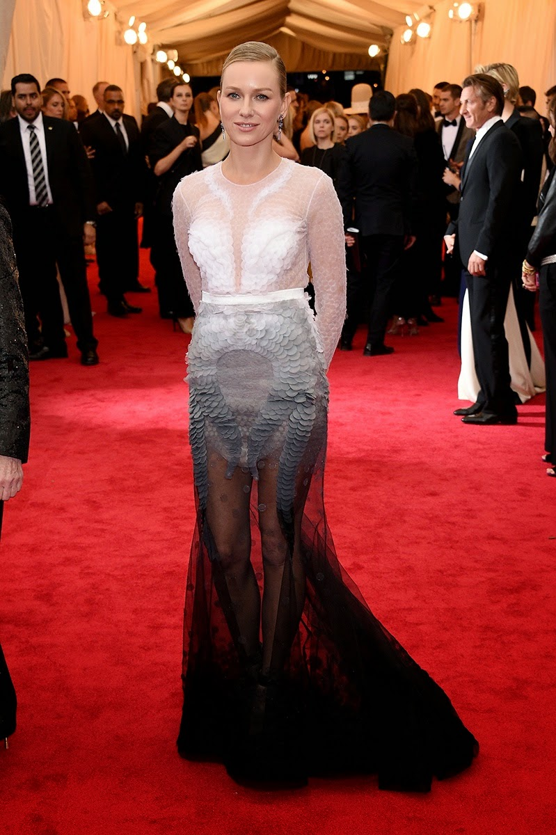 MET Gala 2014, Met Gala, Charles James, New Fashion, Latest Trends, Latest Fashion, Beyond Fashion, Fashion, Designers, Designer Clothes, Naomi Watts, Givenchy Couture, Bulgari, Fashion Blogger of Pakistan, Fashion online, Dress, Clothing