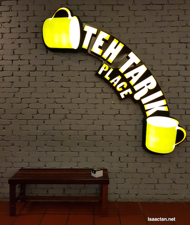 Teh Tarik Place @ Citta Mall