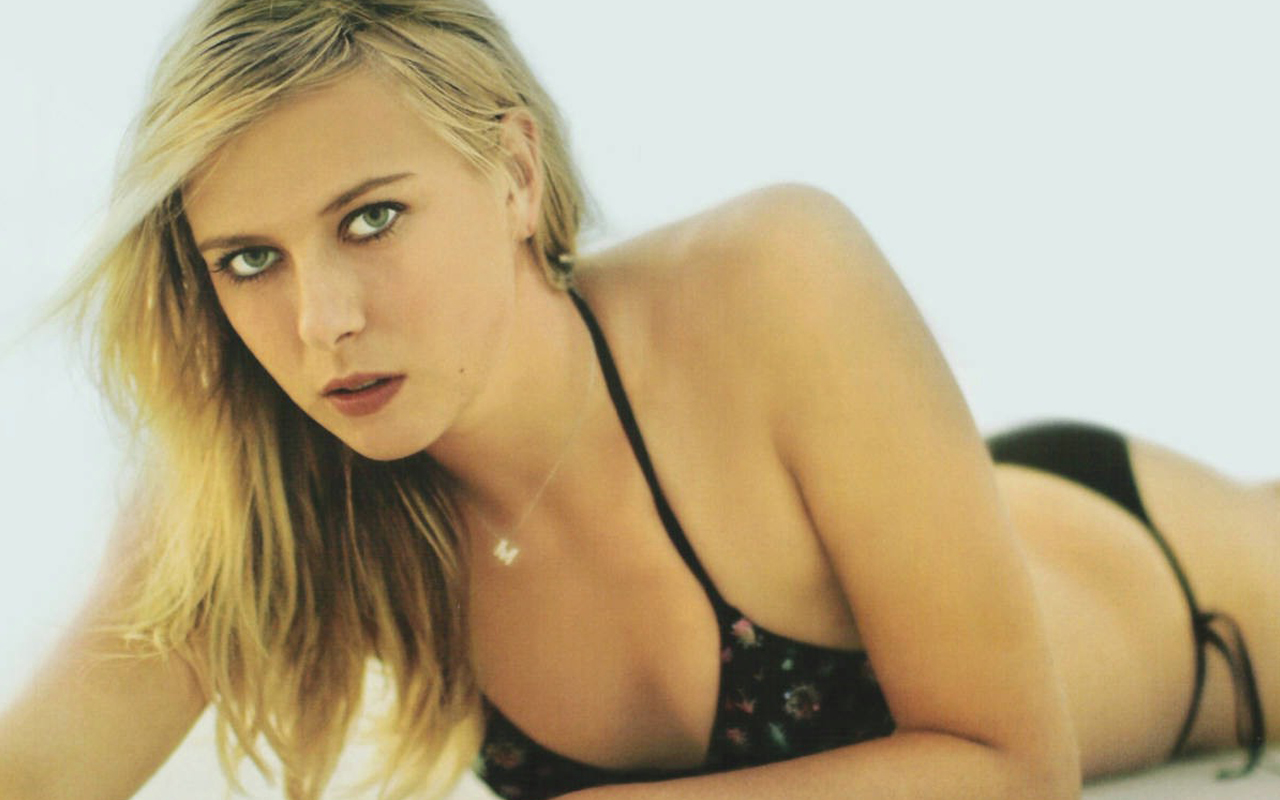 Maria video sharapova sex