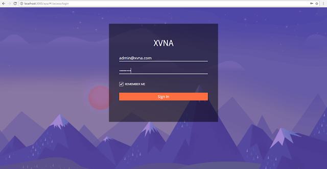 XVNA - Aplicação de vulnerabilidade extrema
