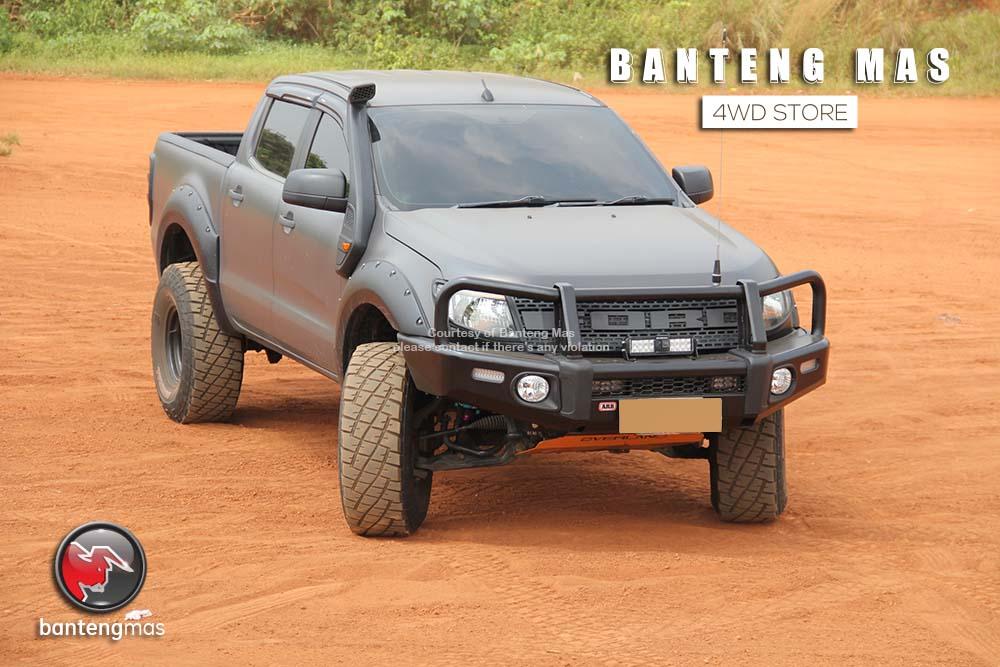 Ford Ranger Accessories Ford Ranger ARB Bullbar Summit Bar