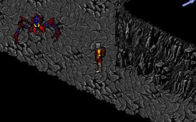 Pantallazo Ultima 8 - RPG