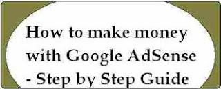 Ten Steps to Make Top Google Adsense Money