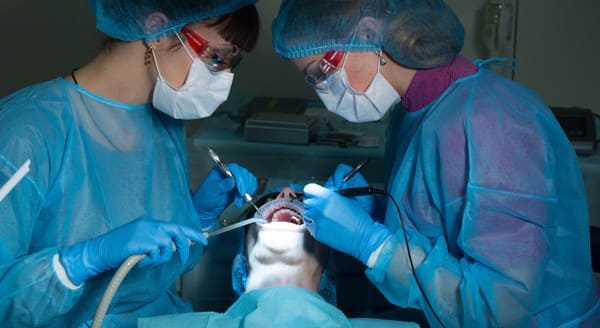 К какому врачу обратиться с воспалением слюнных желез