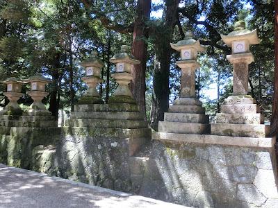 春日大社石燈籠