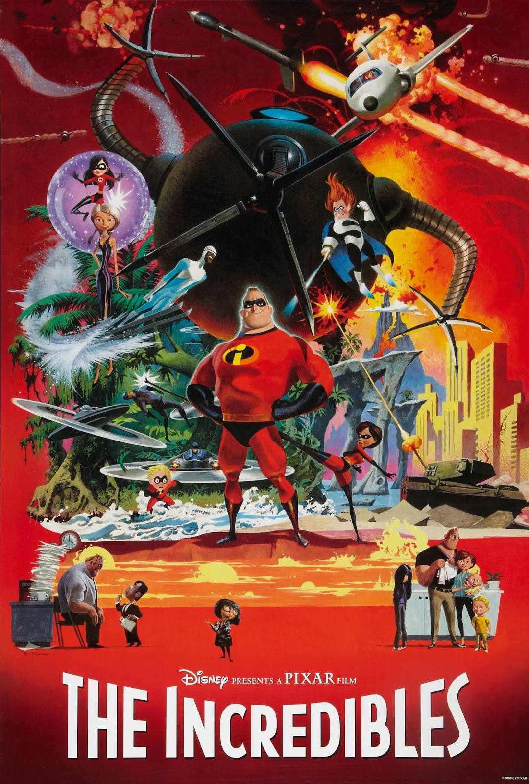 This Is The Incredibles 2 Movie Poster You Ve Been Waiting For Pixar Post