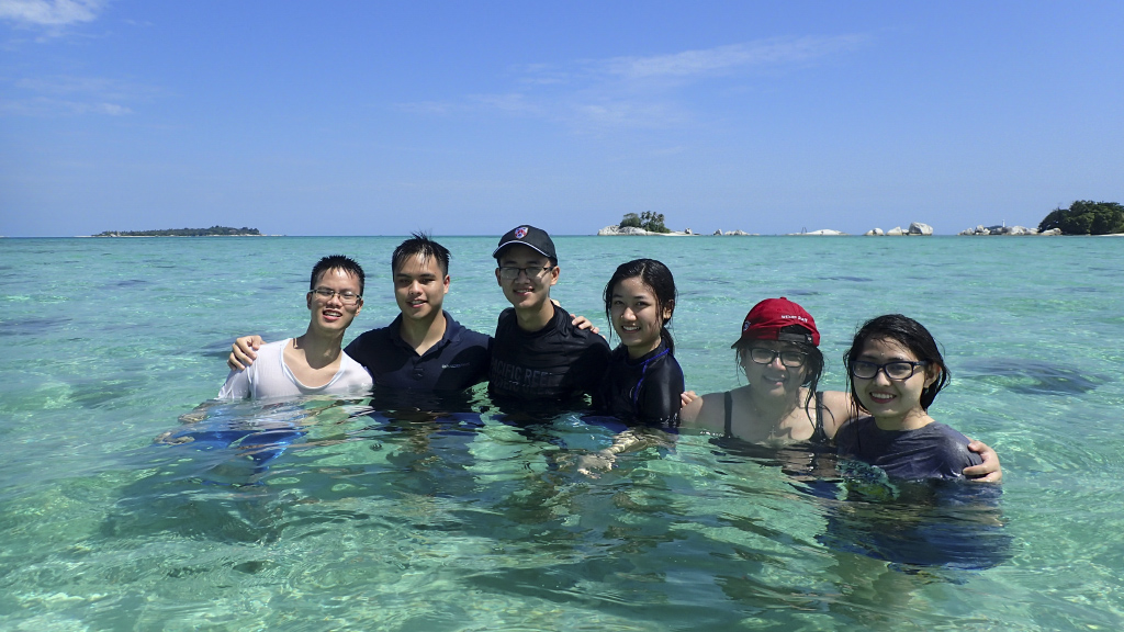 paket tour belitung non meal