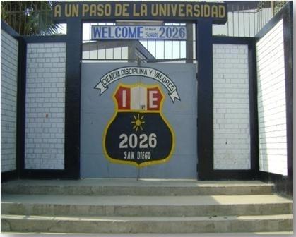 Colegio 2026 SAN DIEGO - San Martin de Porres