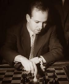 El ajedrecista Arturo Pomar Salamanca