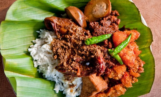 5 INDONESIAN SPECIALTIES which INTERNATIONALLY