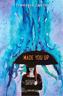 letmecrossover_book_blogger_michele_mattos_travel_reading_wrap_up_wrapup_cute_covers_cover_movie_am_bookstagram_instagram_blue_bluecover_made_you_up_francesca_zapia_author_mental_illness_love