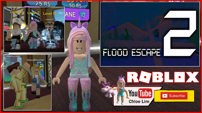 I Don T Know If I Can Win This Roblox Escape The Amazing - Chloe Tuber Roblox Flood Escape 2 Gameplay You Won T Believe