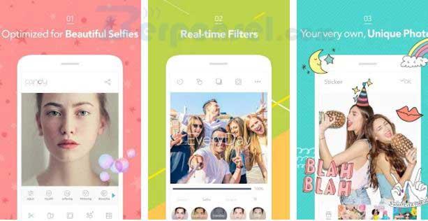 aplikasi android kamera untuk selfie terbaik