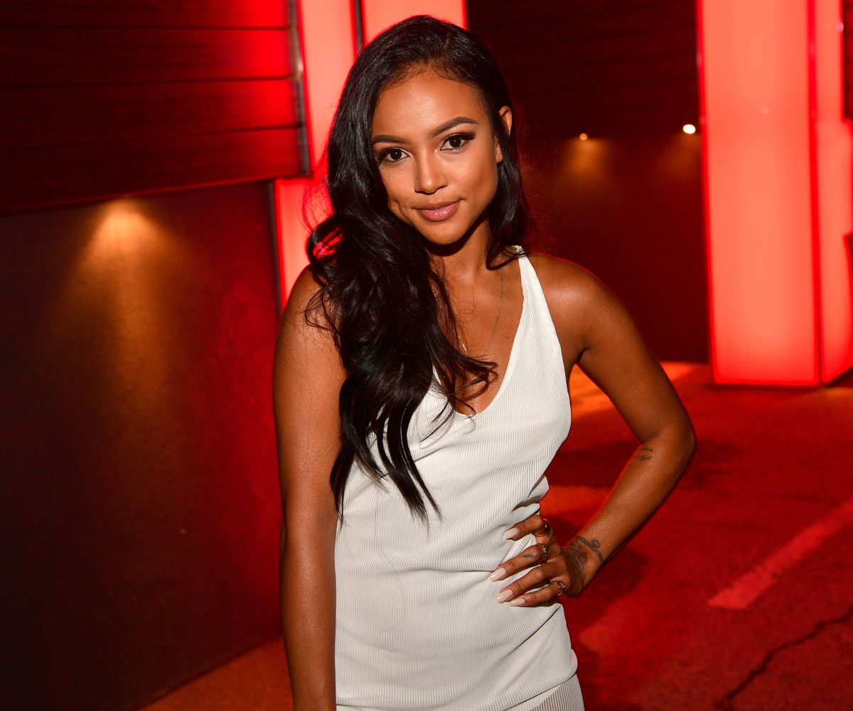 HQ Photos of Karrueche Tran At Ludaday Weekend Takeover In Atlanta