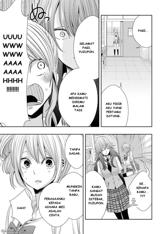 Baca Manga Citrus Chapter 28 Bahasa Indonesia