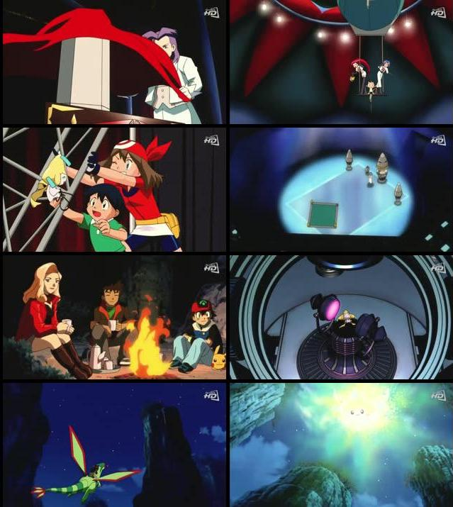 Pokemon Jirachi Wish Maker 2003 Dual Audio Hindi 720p HDTV