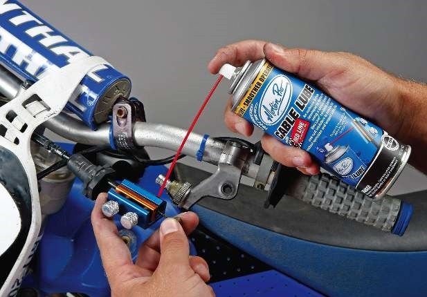 Atasi Kabel Gas Dan Kopling Motor Seret