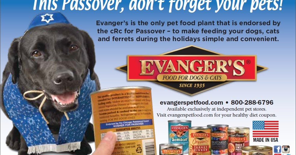 Where Is Evangers Dog Food Made