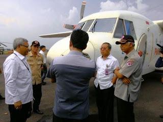 Antisipasi Kebakaran Hutan BPBD Sumsel Siapkan 2 Helikopter