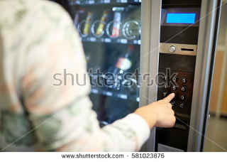 Vending Machine de Bebidas