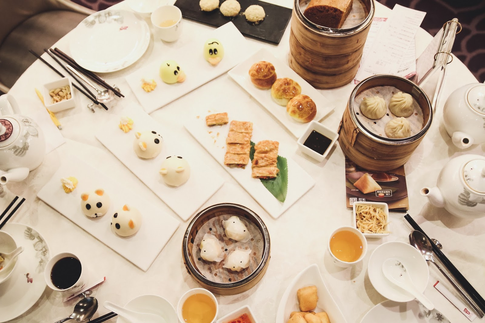 Cute Dim Sum + Where to eat | 3 Day Travel Guide in Hong Kong