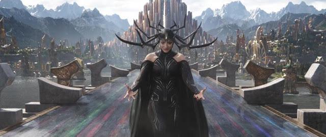 """Marvel Studio's """"Thor: Ragnarok"""" - Cate Blanchett"""