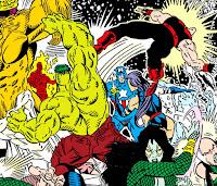 Hulk contra los dobles