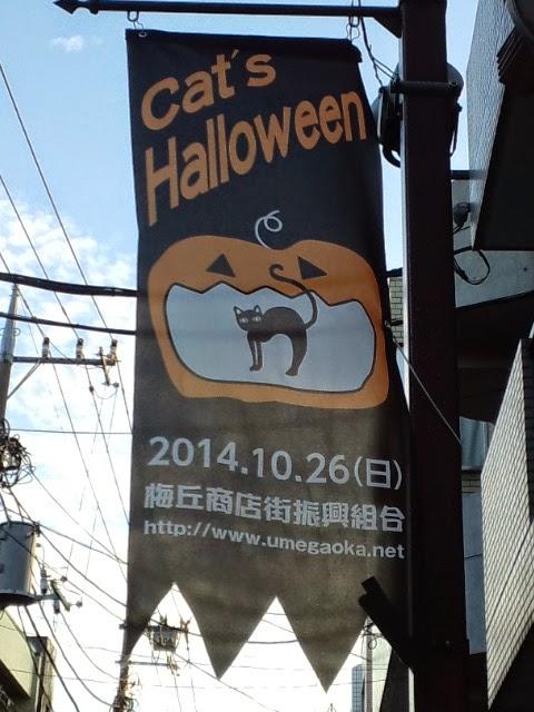 東京都世田谷区梅ヶ丘商店街では毎年、ハロウィンフェスティバルが開催されます。