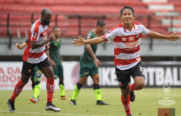 Meski Lolos 8 Besar, Madura United Ingin Tumbangkan Persebaya Dipertandingan Terakhir
