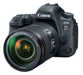 Canon EOS EOS 6D Mark II camera